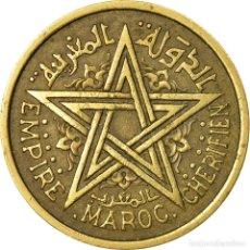 Monedas antiguas de África: [#531357] MONEDA, MARRUECOS, MOHAMMED V, 2 FRANCS, 1945, PARIS, MBC, ALUMINIO - BRONCE. Lote 290093308