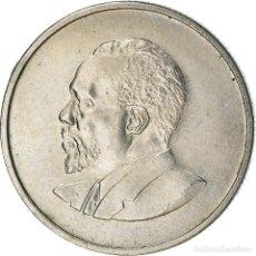 Monedas antiguas de África: [#838481] MONEDA, KENIA, 25 CENTS, 1966, MBC, COBRE - NÍQUEL, KM:3. Lote 290113993
