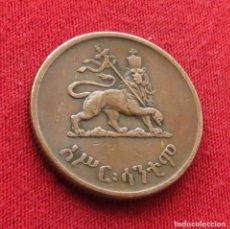 Monete antiche di Africa: ETHIOPIA ETIOPÍA 10 CENTS 1936 1944 #1. Lote 294068643