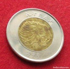 Monedas antiguas de África: ETHIOPIA ETIOPÍA 1 BIR 2010 #2. Lote 294069398