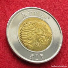 Monedas antiguas de África: ETHIOPIA ETIOPÍA 1 BIR 2016 #1. Lote 294069553