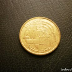 Monedas antiguas de África: MARRUECOS 20 SANTIMAT 2002. Lote 296734628