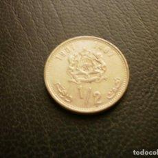 Monedas antiguas de África: MARRUECOS 1/2 DIRAHM 1987. Lote 296778873
