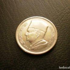 Monedas antiguas de África: MARRUECOS 1 DIRAHM 1960 PLATA. Lote 296778953