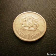 Monedas antiguas de África: MARRUECOS 1 DIRAHM 1965. Lote 296779158