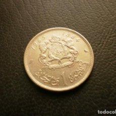 Monedas antiguas de África: MARRUECOS 1 DIRAHM 1968. Lote 296779203