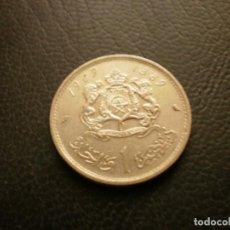 Monedas antiguas de África: MARRUECOS 1 DIRAHM 1969. Lote 296779273