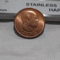 Monedas antiguas de África: MALAWI MONEDA 1 TAMBALA 1994. VER FOTOGRAFÍAS Y DESCRIPCIÓN.. Lote 297094193