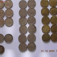 Monedas antiguas de América: PRECIOSA SERIE MONEDAS ANTIGUAS VER DETALLE. Lote 267520089
