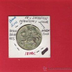 Monedas antiguas de América: ARGENTINA BUENOS AIRES RARA MEDALLA DE DESCUBRIDORES . Lote 16445360