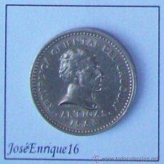 Monedas antiguas de América: 5 CENTESIMOS URUGUAY - 1953. Lote 19734780