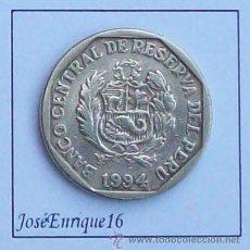 Monedas antiguas de América: PERU 50 CENTAVOS 1994. Lote 15474711