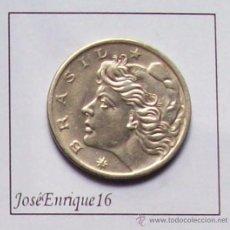 Monedas antiguas de América: BRASIL 1970 MONEDA 10 CENTAVOS. Lote 15809489
