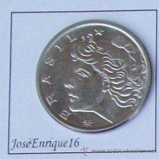 Monedas antiguas de América: MONEDA BRASIL 1977, 10 CENTAVOS. Lote 16536302
