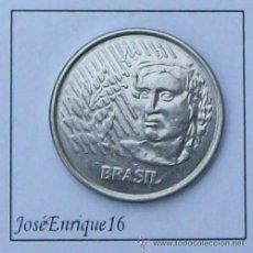 Monedas antiguas de América: 1996 BRASIL, MONEDA 10 CENTAVOS. Lote 16536386