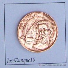 Monedas antiguas de América: 1998, MONEDA 5 CENTAVOS, BRASIL. Lote 16536401