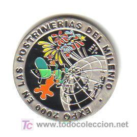 Cuba Expo 2000 En Las Postrimerias Del Mileni Comprar Monedas