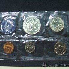 Monedas antiguas de América: UNITED STATES - SPECIAL MINT SET - COLECCION DE 5 MONEDAS ESTADOS UNIDOS - AÑO 1965 - SIN CIRCULAR. Lote 27416031