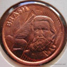 Monedas antiguas de América: BRASIL - 5 CENTAVOS 1998. Lote 21909388