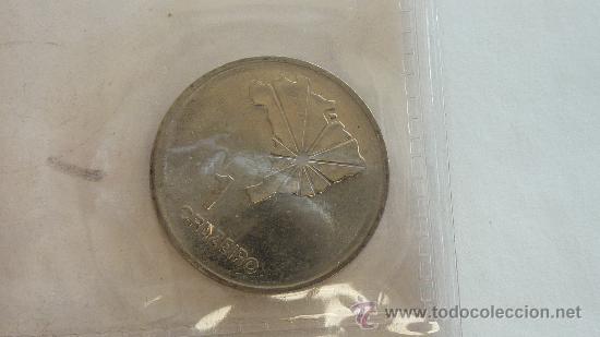 Monedas antiguas de América: Brasil, 1 cruzeiro de 1972. - Foto 4 - 27799056