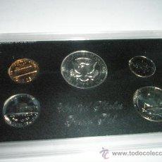 Monedas antiguas de América: SET PROOF DE UNITED STATES DEL AÑO 1968-ESTUCHE-PERFECTAS.. Lote 28516239
