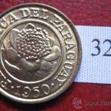 Monedas antiguas de América: PARAGUAY 1 CENTIMO 1950 . Lote 28681007