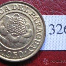 Monedas antiguas de América: PARAGUAY 1 CENTIMO 1950 . Lote 28681011