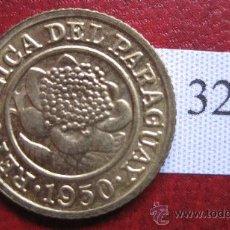 Monedas antiguas de América: PARAGUAY 1 CENTIMO 1950 . Lote 28681012