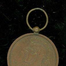 Monedas antiguas de América: CUBA, BATISTA, MEDALLA DEL 4 DE SEPTIEMBRE DE 1933, PATRIA, HONOR, DEBER,BRONCE, . Lote 29046902