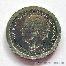Monedas antiguas de América: MONEDAS DEL MUNDO . JAMAICA . 5 DOLLARS 1996 . SIN CIRCULAR. Lote 31294519