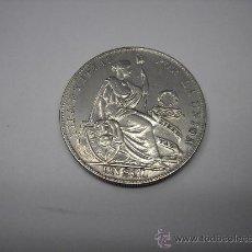 Monedas antiguas de América: 1 SOL DE PLATA DE 1934 , REPUBLICA DEL PERU. Lote 31524355