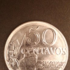 Monete antiche di America: BRASIL 50 CENTAVOS 1978. Lote 33548923