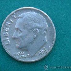 Monedas antiguas de América: ONE DIME 1970 LIBERTY- ESTADOS UNIDOS DE AMERICA (USA)-. MBC+. Lote 33972212