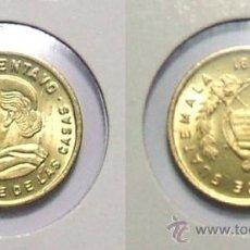 Monedas antiguas de América: KM# 275.3 - GUATEMALA - 1 CENTAVO - 1991 - (SIN CIRCULAR). Lote 34339174