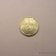 Monedas antiguas de América: MONEDA 5 CENTAVOS CUBA. AÑO 1994.. Lote 35618568