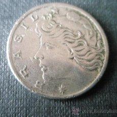 Monedas antiguas de América: MONEDA DE BRASIL-20 CENTAVOS-1970-25 MM.D-.. Lote 35819799