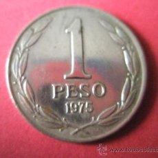Monedas antiguas de América: MONEDA DE CHILE-1 PESO-1975-25 MM.D-.. Lote 35913781