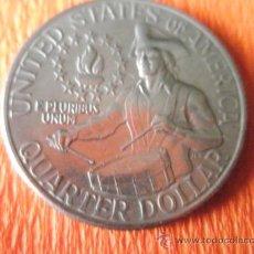 Monedas antiguas de América: AªMONEDA-USA-QUARTER DOLLAR-1976-200ºANIVERSARIO-VER FOTOS.. Lote 35976190
