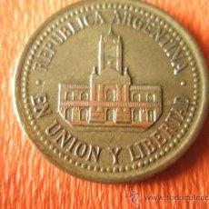 Monedas antiguas de América: MONEDA ARGENTINA-25 CENTAVOS-1992-25 MM.D-.. Lote 36007948