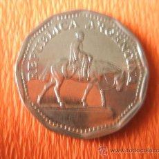 Monedas antiguas de América: MONEDA DE ARGENTINA-10 PESOS-1963-24 MM.D-.. Lote 36172319