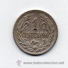 Monedas antiguas de América: URUGUAY. 1 CENTÉSIMO. AÑO 1936.. Lote 36036175