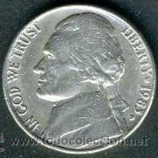 Monedas antiguas de América: 5 CENTS DE ESTADOS UNIDOS DE 1983 D SC- ( JEFFERSON ) . Lote 36361718