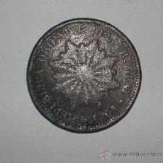 Monedas antiguas de América: URUGUAY 2 CENTIMOS 1869 (1814). Lote 36390265
