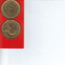 Monedas antiguas de América: ARGENTINA 100 PESOS 1981. Lote 37280504