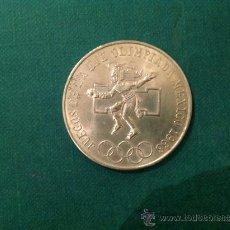 Monedas antiguas de América: MONEDA DE 25 PESOS; 1968; PLATA DE LEY.. Lote 38015834
