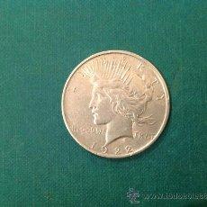 Monedas antiguas de América: MONEDA DE 1 DOLAR DE PLATA; ESTADOS UNIDOS DE AMÉRICA; 1922. Lote 38029526