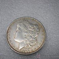 Monedas antiguas de América: DOLAR DE PLATA MORGAN DE USA DE 1900 . Lote 38467597