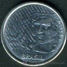 Monedas antiguas de América: 5 CENTAVOS DE BRASIL DE 1994 EBC+ . Lote 89108860