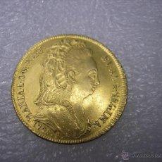Monedas antiguas de América: 6400 REIS DE ORO DE BRASIL DE 1798 R. REINA MARÍA I DE PORTUGAL. Lote 40787806