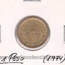 Monedas antiguas de América: ARGENTINA 1 PESO 1974. Lote 41546054